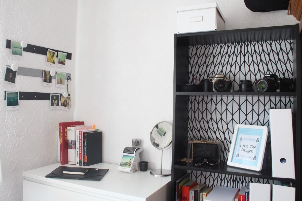 ikea regal mit stoff beziehen copykato innocent glow. Black Bedroom Furniture Sets. Home Design Ideas
