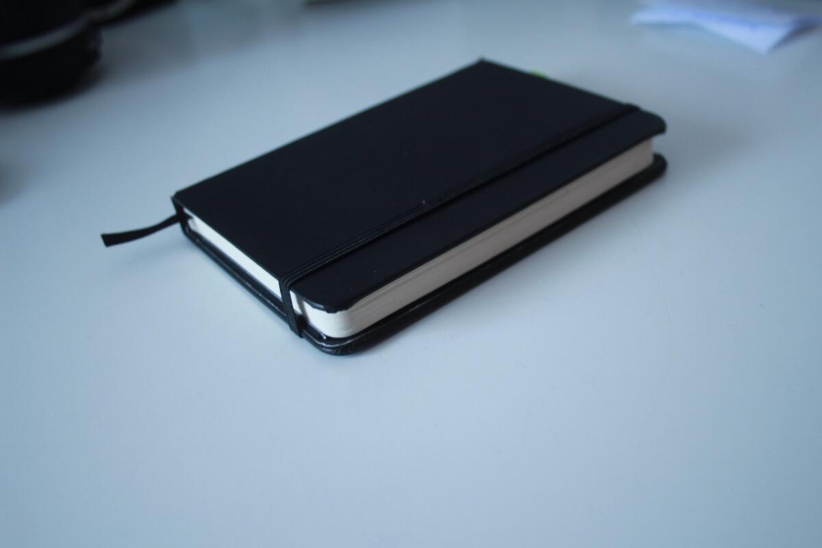Über Notizbücher und die Vorzüge des (analogen) Schreibens [Gastartikel]