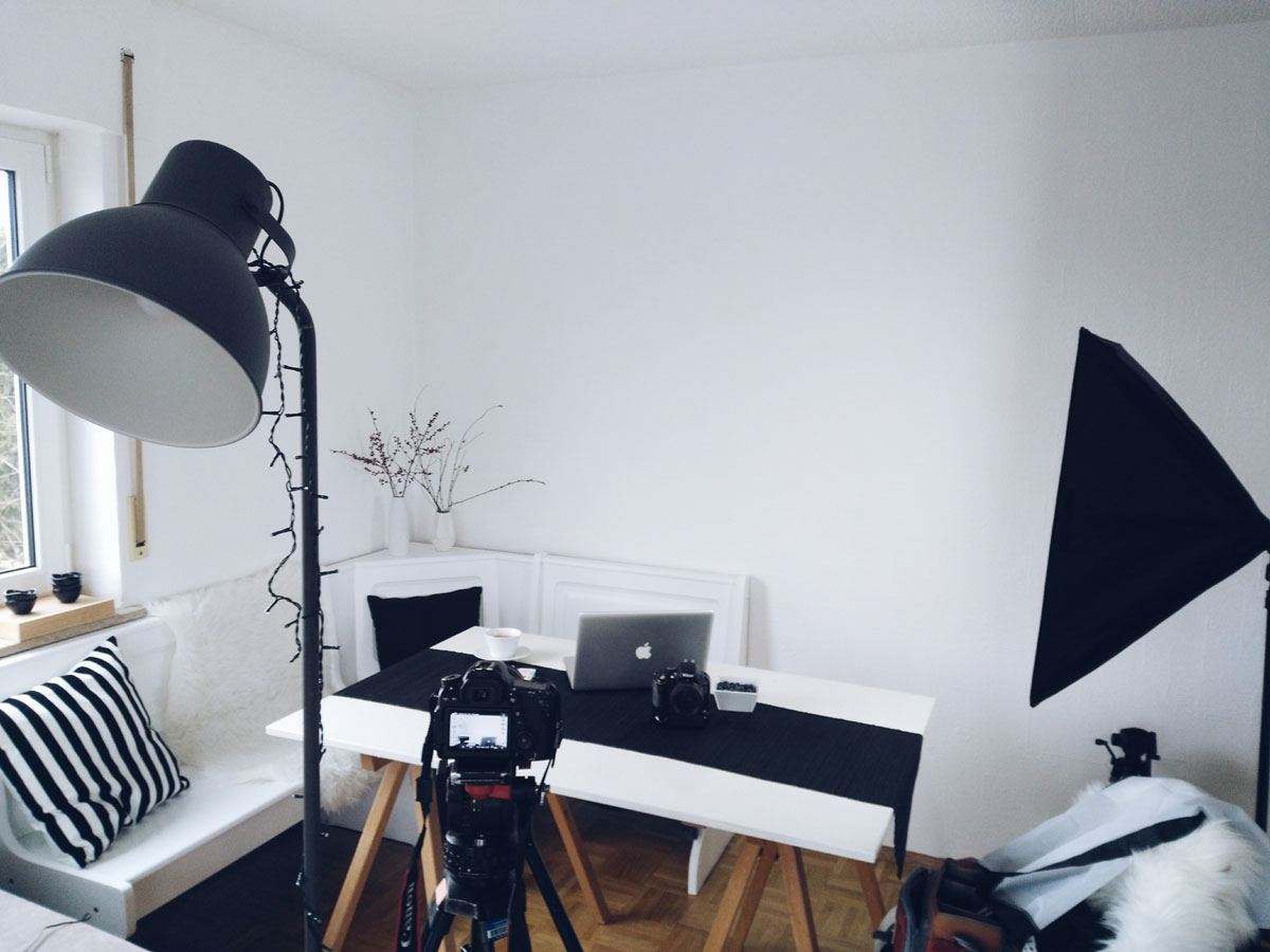 """Meine erste Webdoku: """"Bloggen als Beruf"""""""