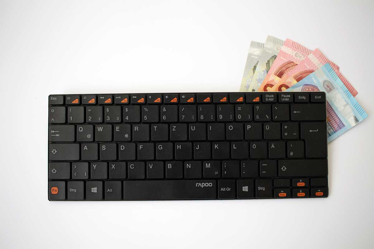Blogging – ein Millionenbusiness? Ein bisschen Rechnerei